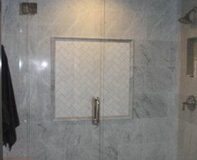 shower- remodel