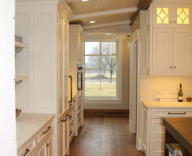 White Cupboards