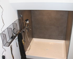 Dog Shower- Specialty Project