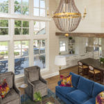 custom home open concept