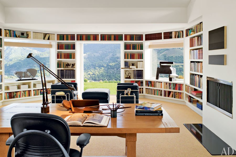 home office design inspiration- home office addition