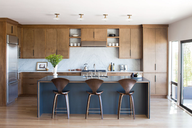 Style Guide How To Design A Mid Century Modern Kitchen Treasured