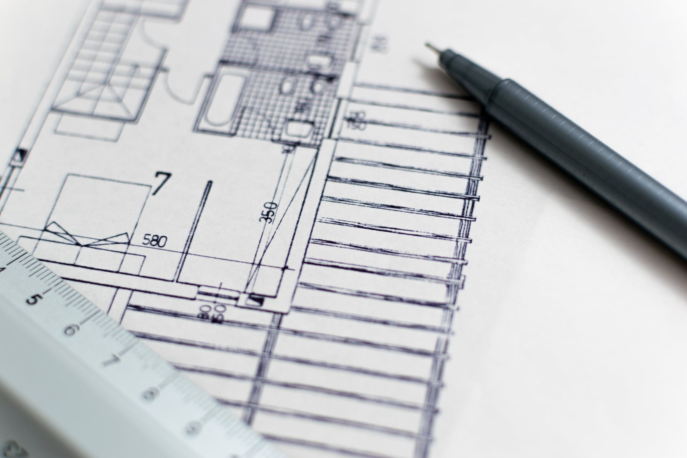 blue print for home remodeling