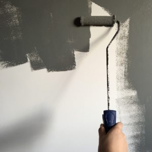 winter home projects painting
