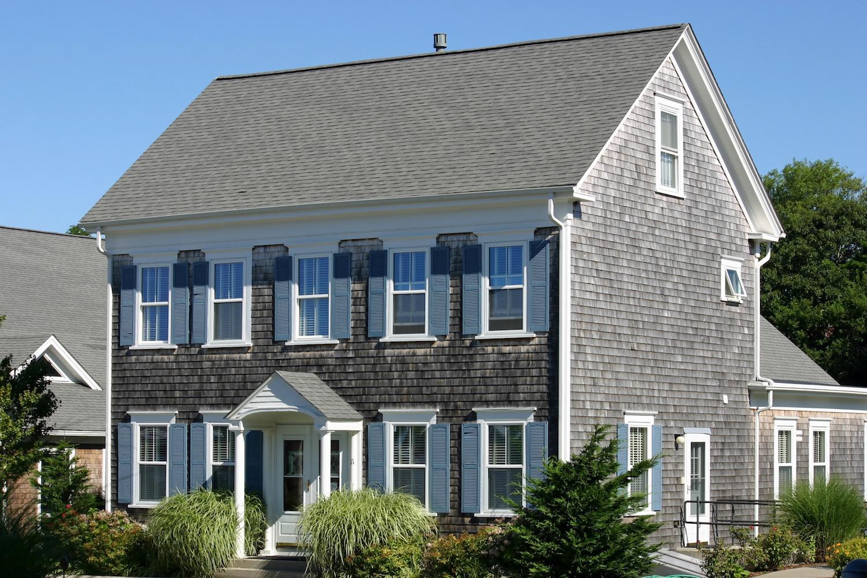 Classic cape cod style home design