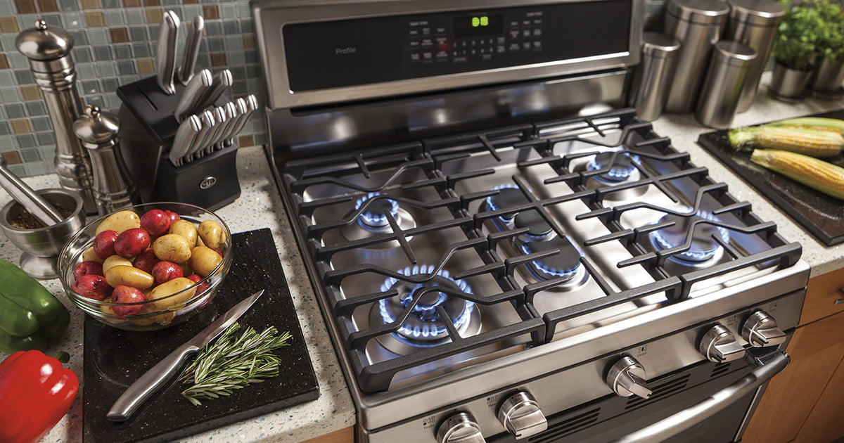 Kitchen stove digital trends