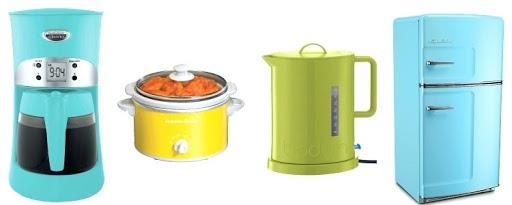 mid century modern kitchen appliances