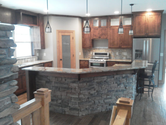 stone-kitchen-island