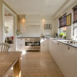 classic home design kitchen