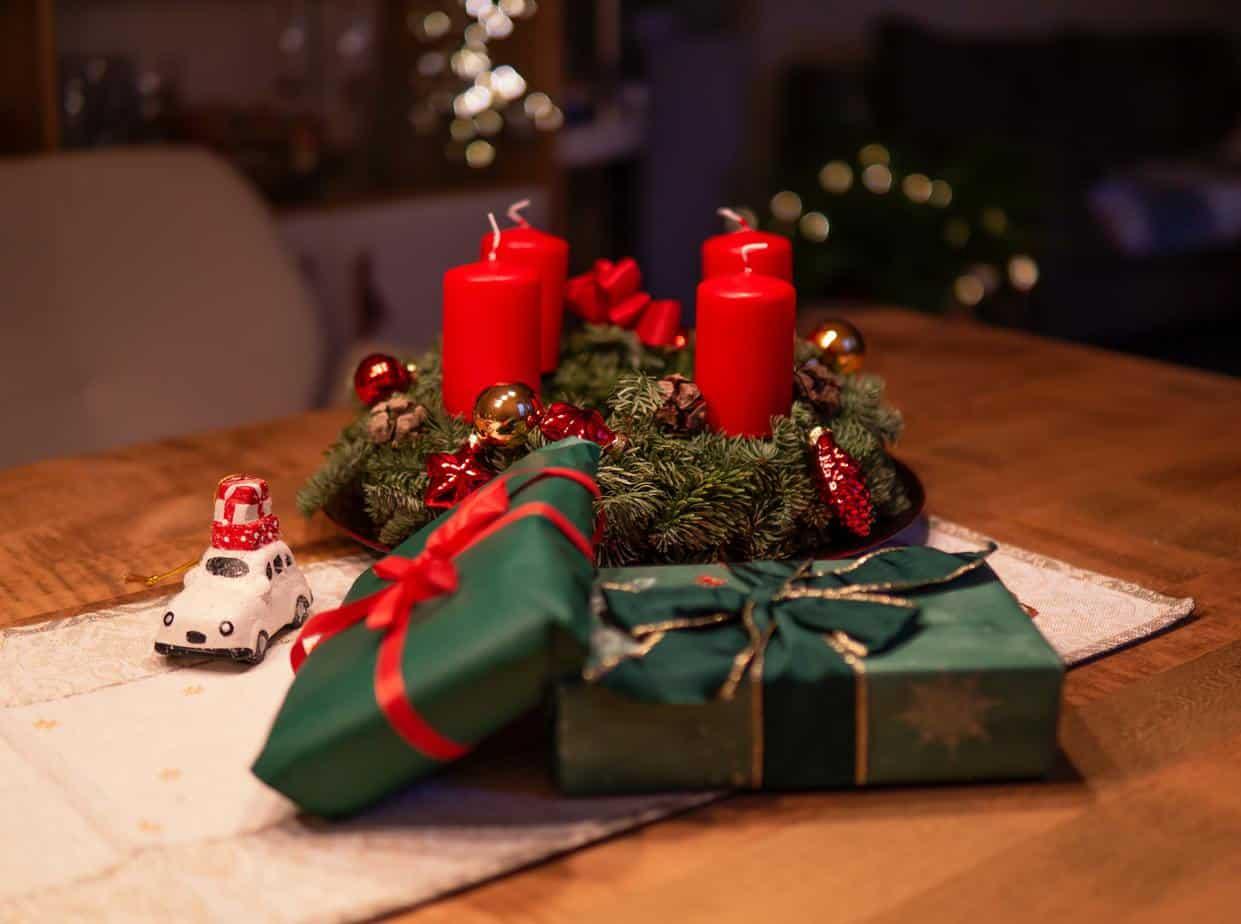 kitchen table dcor ideas be festive